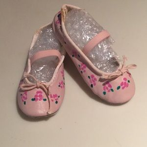 Other - Hand painted ballet shoes.